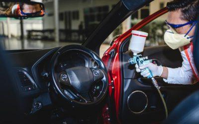 Sanitização para carros e táxis: ofereça proteção ao seu cliente