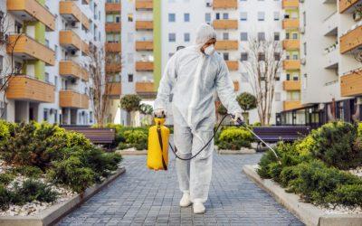 Dedetização de condomínios: áreas que devem ter o controle reforçado